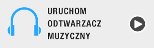 Uruchom odtwarzacz muzyczny Myspace