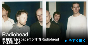 Radiohead &quot;Myspace&quot;Radiohead