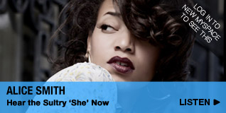 Alice Smith: Hear the Sultry 'She' Now