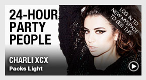 24-Hour Party People: Charli XCX Packs Light