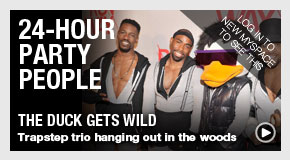 24-Hour Party People: Watch the Duck Gets Wild