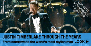 Justin Timberlake through the years: From cornrows to the world's most stylish man
