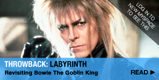 Labyrinth Throwback: Revisiting Bowie The Goblin King