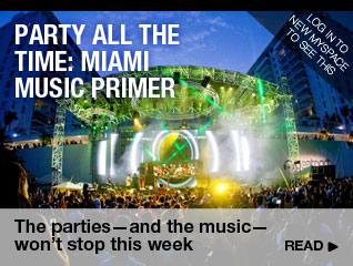 Party All the Time: Miami Music Week Primer