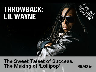"THROWBACK: Lil Wayne - The Sweet Taste of Success: The Making of ""Lollipop"""