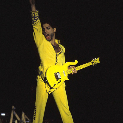 Everybody Loves a List!: Prince Rocks! The Purple One's 35 Greatest ...