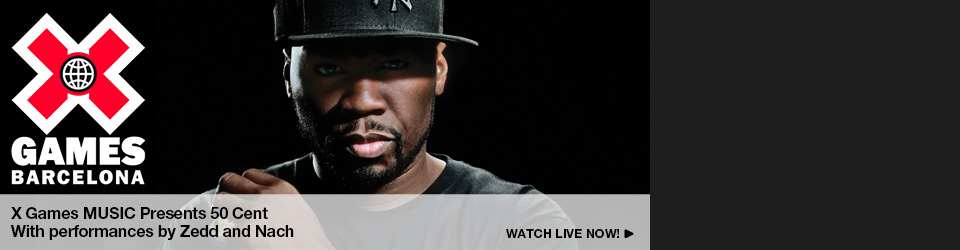 X Games MUSIC Presents 50 Cent LIVE