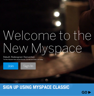 New Myspace