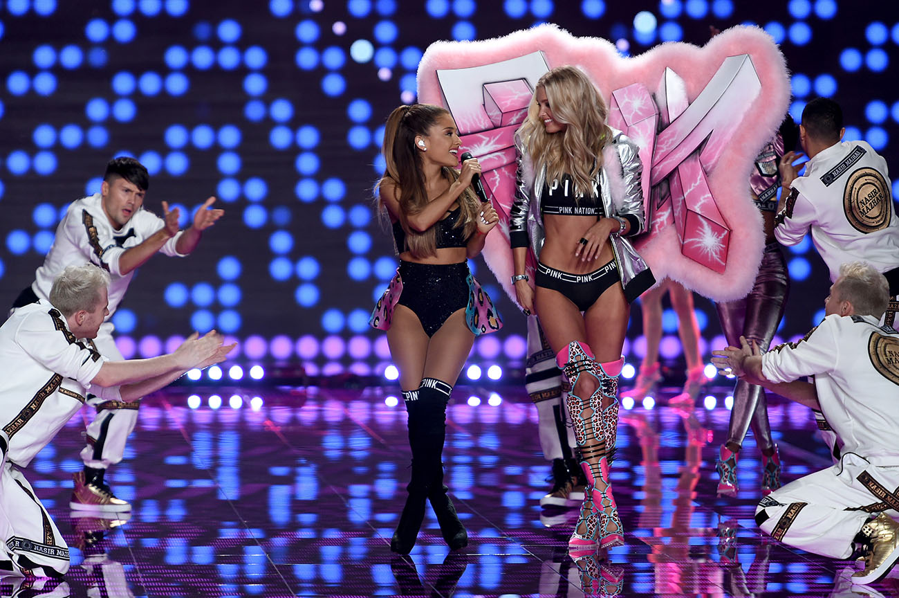 2014 Victoria's Secret Fashion Show Ed Sheeran for Victoria s Secret