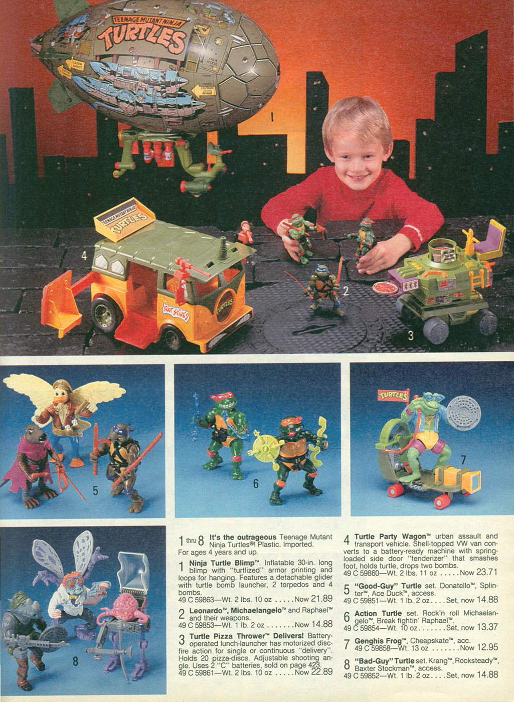 15 top toys on your christmas list from the 1989 sears wish book myspace - Sears Christmas Catalog