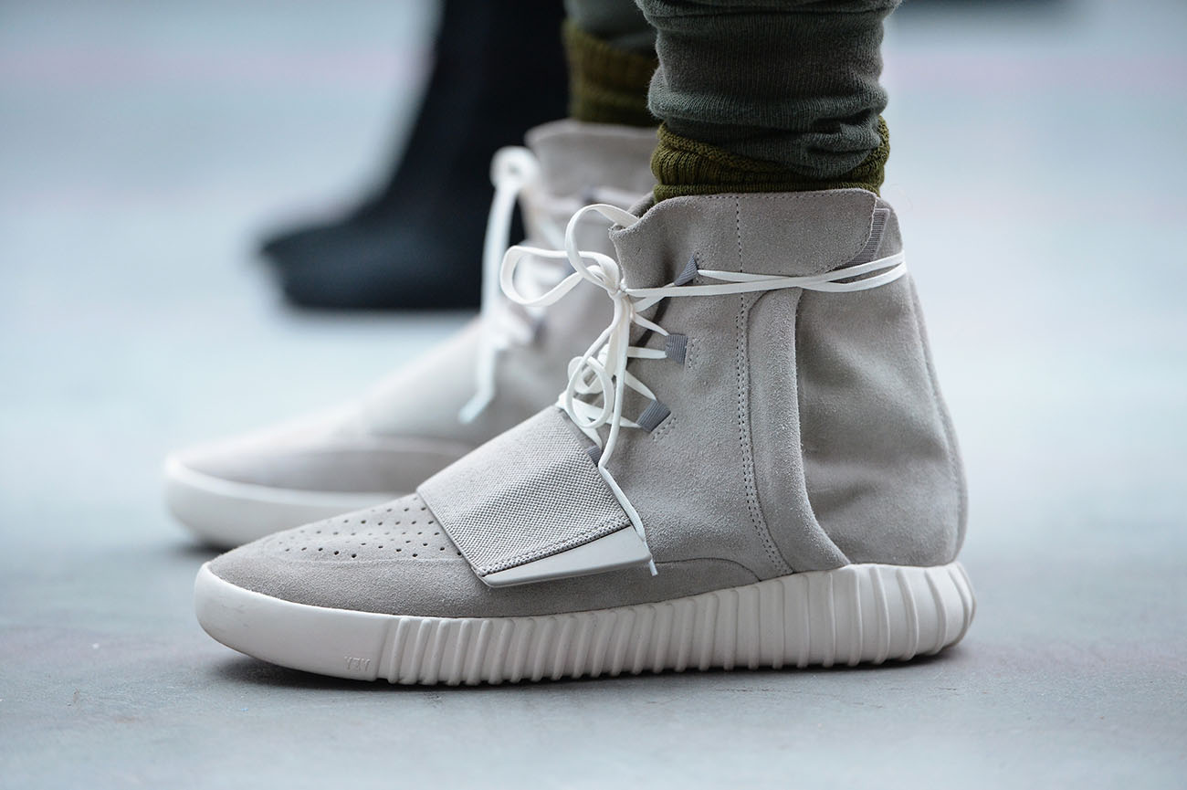 Yeezy Boost 750 Grey