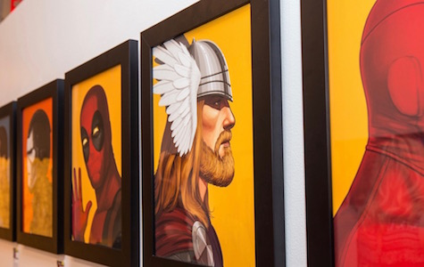 A Guide to the Best Geek Art Galleries in the US