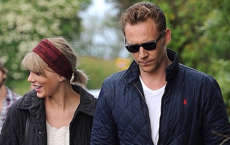 Taylor Swift Says She's In Love With Tom Hiddleston
