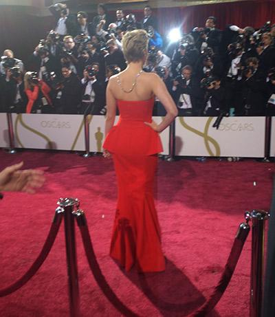 Jennifer Lawrence best friend