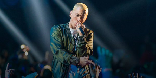Musician Sues Eminem For (Allegedly) Sampling His Song Without Permission