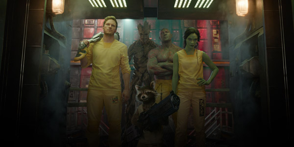 Watch the 'Guardians of the Galaxy'/'Friends' Intro Mashup