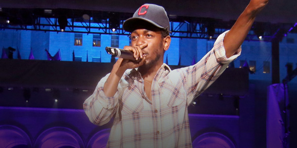 Kendrick Lamar Performs New Untitled Song on 'The Colbert Report'