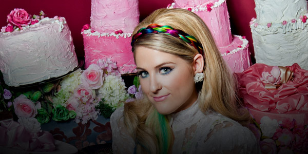 Watch Meghan Trainor's Colorful Video For