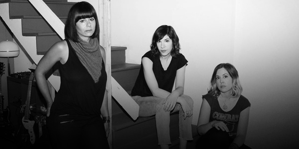 Sleater-Kinney Drops New Song,