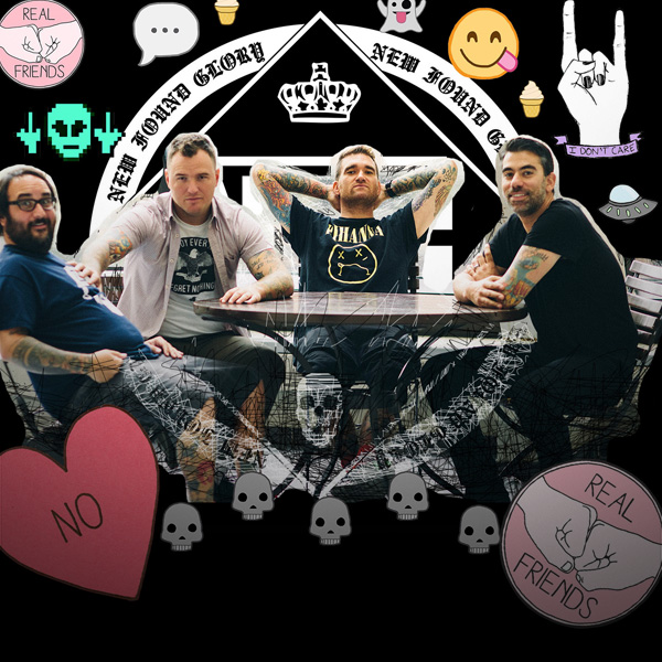 Advice From New Found Glory: How to Get Out of Sticky Situations