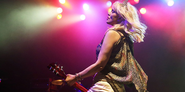 Courtney Love to Play Rocker in Upcoming Fox Hip-Hop Drama