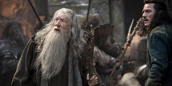 'The Hobbit' Trilogy Will Close With a 45-Minute Battle