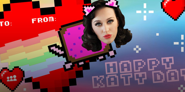 Happy Birthday, Katy Perry! Print Out This Card For All the Katy Kats In Your Life