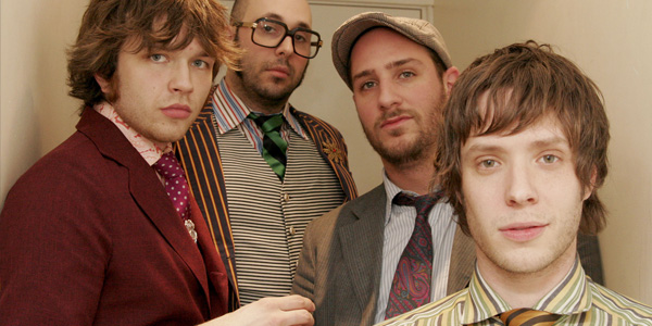 """Watch OK Go's Dancey New Video For """"I Won't Let You Down"""""""