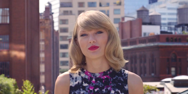 Taylor Swift Literally Welcomes You to New York as Global Ambassador