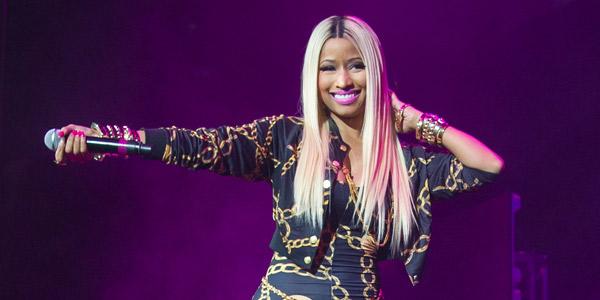 "Drake, Lil Wayne and Chris Brown Rap on Nicki Minaj's ""Only"""