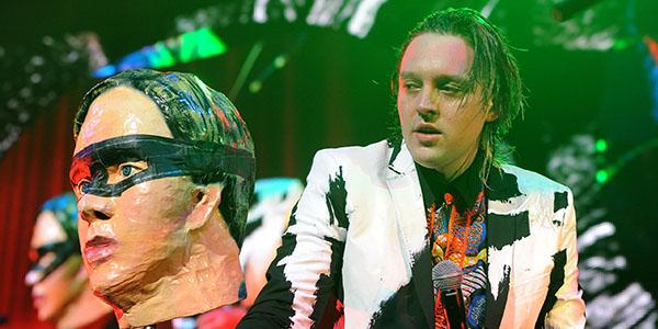 Watch Arcade Fire's Halloween Short Film, 'Festi'