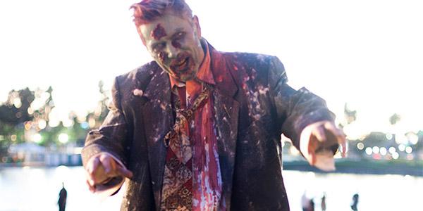 16 Brain-Hungry Zombies We Saw Crawling Around Long Beach