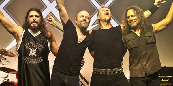 "Watch Metallica Perform ""Hit the Lights"" on Craig Ferguson"