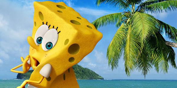 Watch the New SpongeBob Movie Trailer!