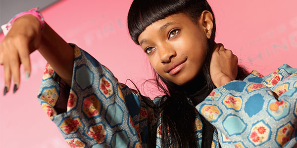 Willow Smith Drops New Three-Track EP