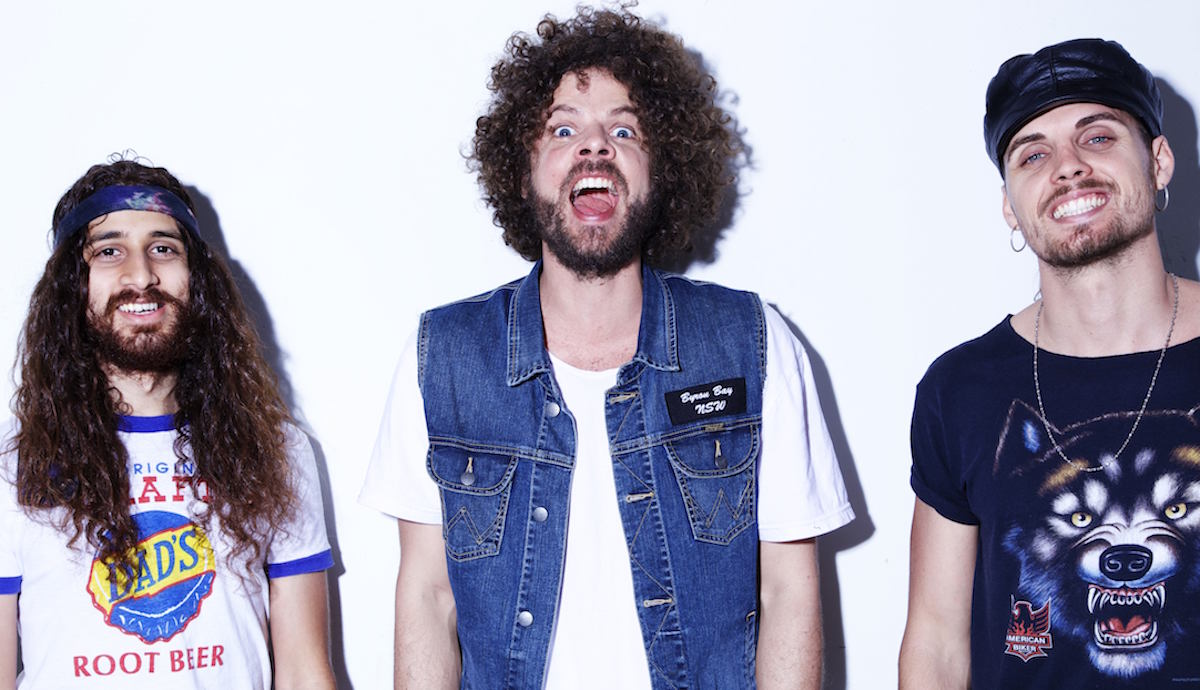 """Watch Wolfmother Perform """"How Many Times"""" Live!"""