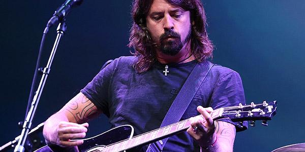 Foo Fighters Announce Massive 20th Anniversary Show