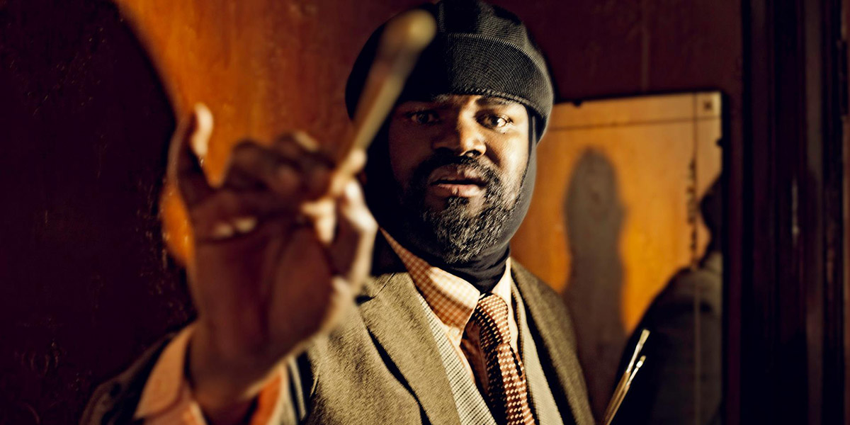 Watch Gregory Porter Perform