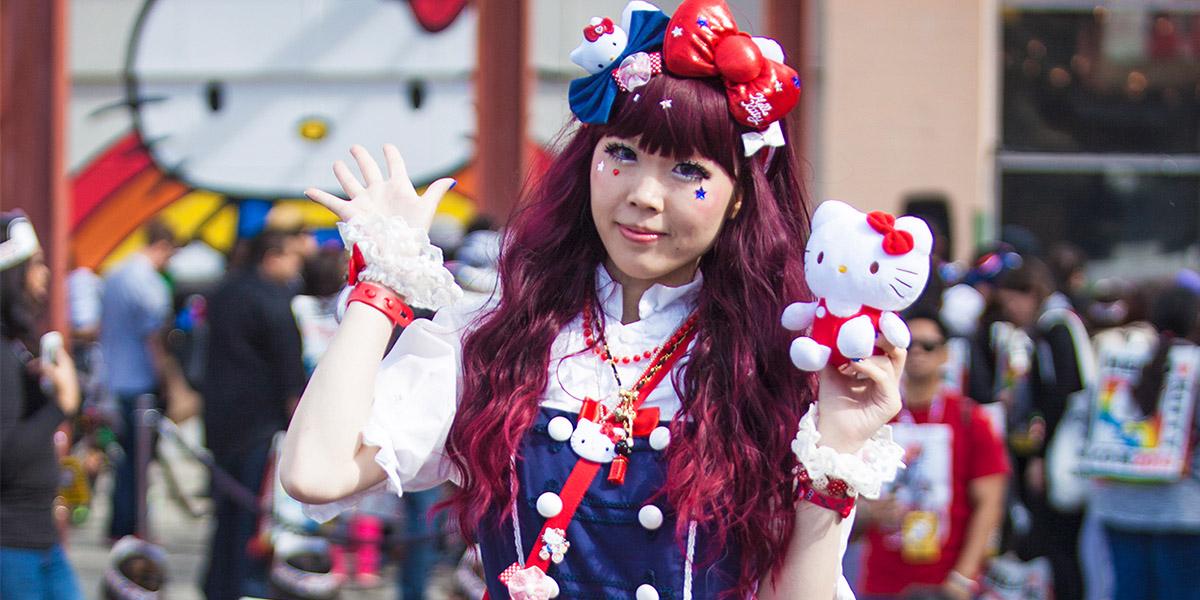 15 Kawaii Fanatics We Met at the 2014 Hello Kitty Con