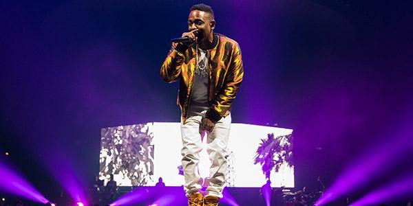 Watch Kendrick Lamar Dance Through His