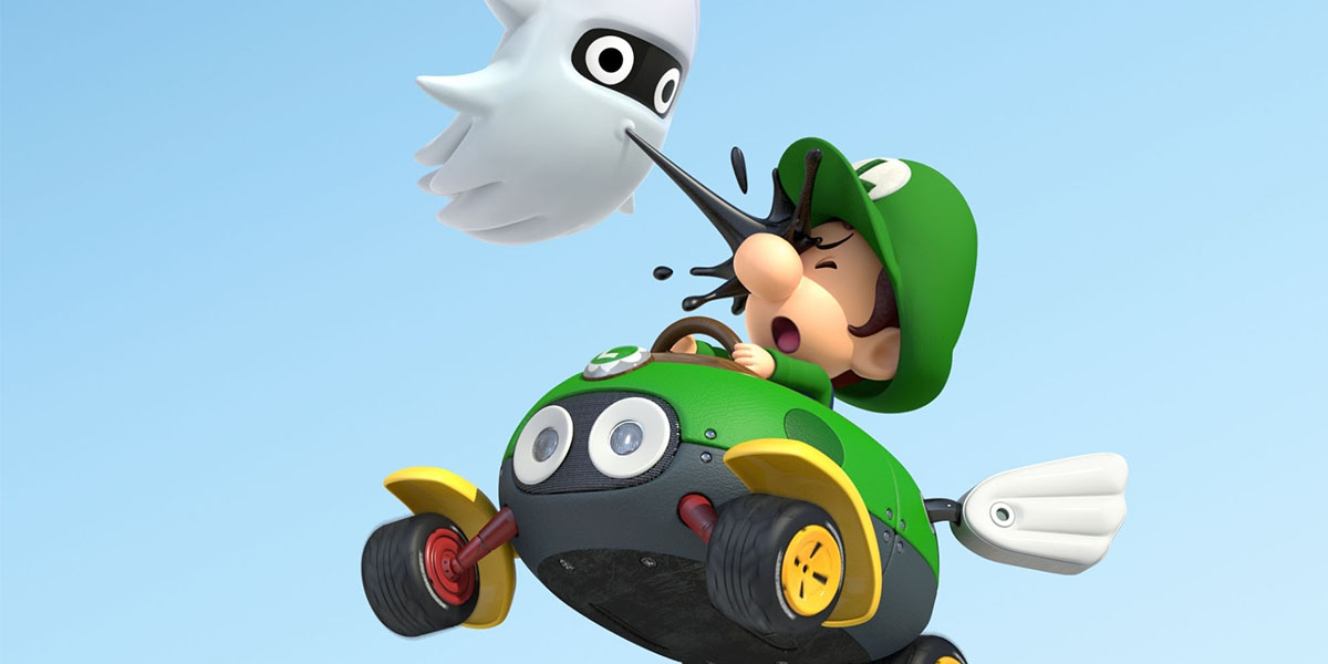 8 Historical Examples of Luigi's Terrible Luck in the Nintendo Universe
