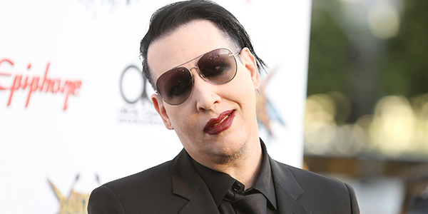 Watch Johnny Depp Join Marilyn Manson Onstage For