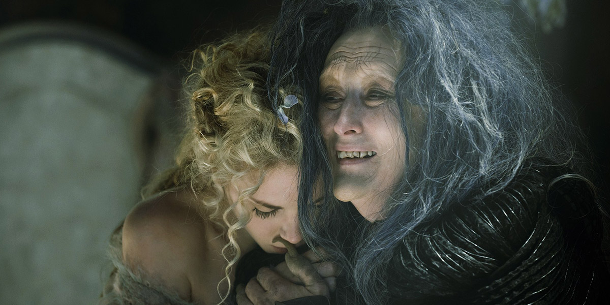 Watch a Witchy Meryl Streep Sing in New 'Into the Woods'  Trailer