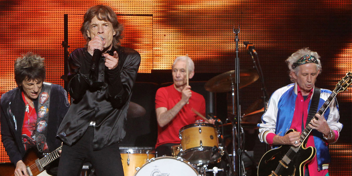 Go Behind the Scenes of 'The Rolling Stones Sweet Summer Sun – Hyde Park Live'