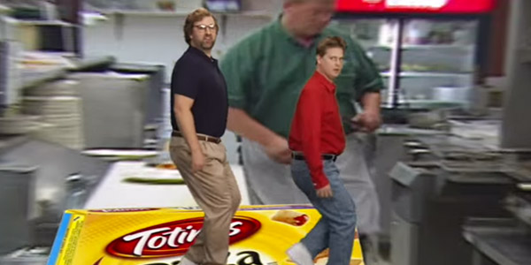 Watch Tim and Eric's Insane Commercial For Pizza Rolls
