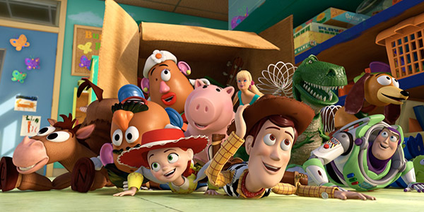 'Toy Story 4' to Be Directed By John Lasseter