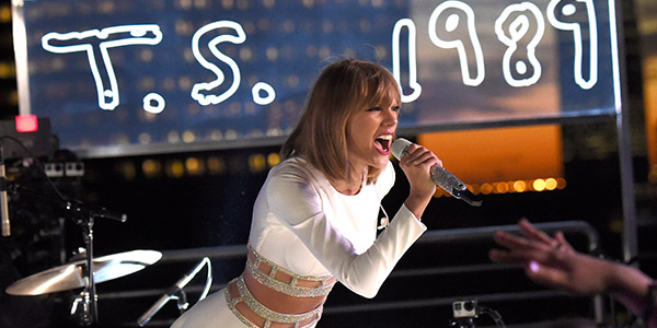 Taylor Swift Continues Global Domination With Huge World Tour