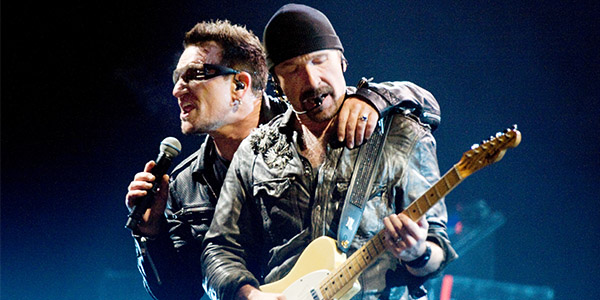 U2 Cancels 'Tonight Show' Residency After Bono Injured
