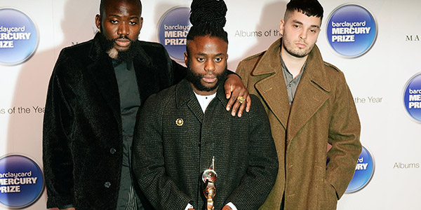 Young Fathers Wins Mercury Music Prize