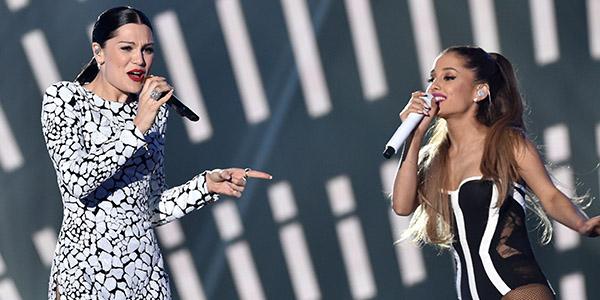 Ariana Grande and Jessie J to Remake